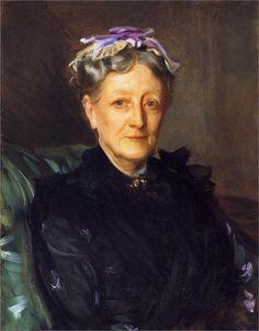Mrs. Frederick Mead (Mary Eliza Scribner), 1893  John Singer Sargent
