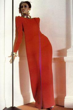 70s fashion, 70s glamour, iman, stylish thing, mar, glamor place, fashion pin, 2013 fashion, red hot