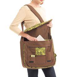 craft ladi, fun idea, messenger bags, laptop bags, diy laptop bag, sew pattern, includ pattern, bag patterns, sewing patterns