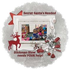 Secret Santas Needed