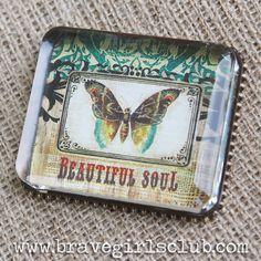 beautiful soul paperweight