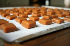 How to make caramel candy