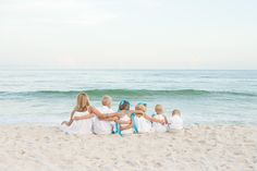 on the beach » Orange Beach, Gulf Shores, Fairhope, Baldwin County Newborn, Children, Family, & Beach Portrait Photography | Mandy Haber Photography