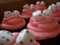 BUNCO cupcakes!