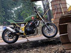 Kawasaki Ninja 250 - No other info..