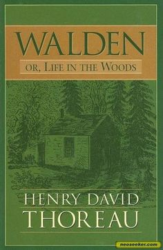 Walden, Henry David Thoreau
