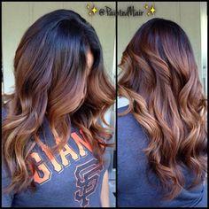 Fall hair color!!!!!