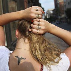 Kate Foley tattoos