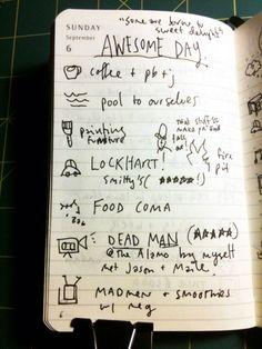 journaling idea!
