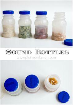 Sound Bottles