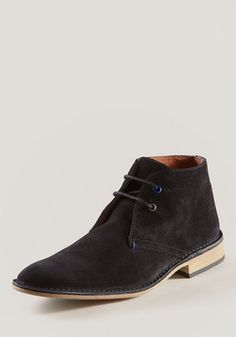 BASE LONDON Lease Suede