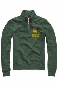 Product: Baylor University Women's 1/4 Zip Sweatshirt