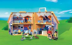 Playmobil Pet Clinic inspires a child to take care of animals and to become a vet when they grow up.