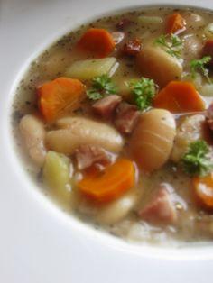 Fasolowa zupa