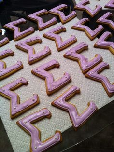 Make Sigma cookies for your advisors, teachers, fans or friends!