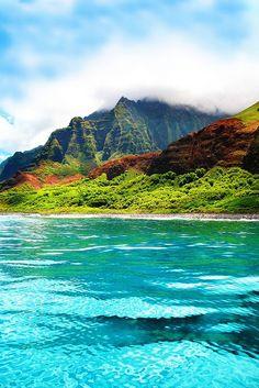 Napali, Kauai, Hawaii.