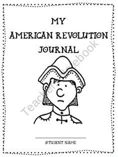 My American Revolution Journal
