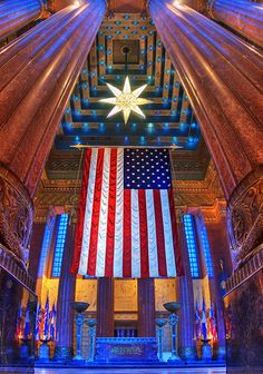 Indianapolis War Memorial Shrine Room By Carl VanRooy Photography on Flickr