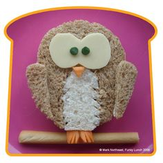 Funky Lunch - Owl