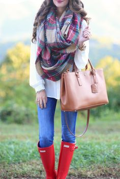 Cute fall outfit - b