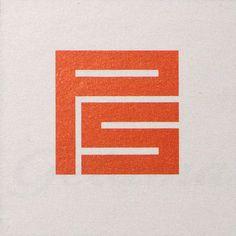 P. Simonsen Specialmøbler ApS logo designed by Oliver Tomas.