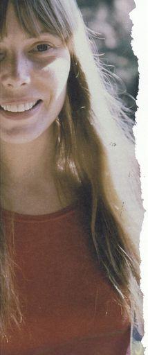 Joni Mitchell love to love her