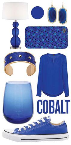 favorit color, color palettes, blue fashion, cloth, bluest blue, style, color blue, cobalt blue, magazines