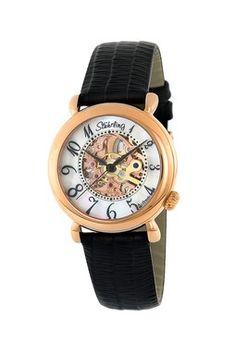 Women's Wall Street Automatic-Mechanical Watch