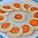 Beautiful Apricot Shortbread (they melt in your mouth!) via @The Hopeless Housewife