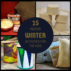 15 Indoor winter act