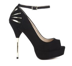 I like the look of these stiletto heels