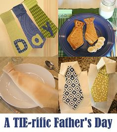 Cute ideas for Father's Day