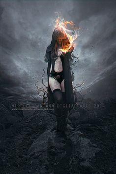 I Offer Chaos by MirellaSantana on deviantART