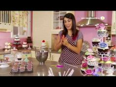 Especial Cupcakes con Alma Obregón - YouTube