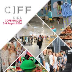 Ciff Kids Spring/ Summer 2015 Collections. From 3rd – 6th of August 2014, CIFF KIDS opened its doors to a new and inspirational fair.
