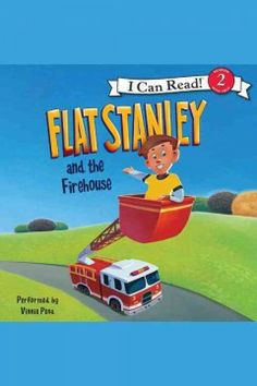 E-Book. Stanley is elated. His Stop, Drop, and Roll poster won the Fire Safety Month contest. Stanley's prize is a trip to the firehouse! When Chief Abbot invites him to climb onto a real fire truck, Stanley thinks things can't get any better, but the visit takes an even more exciting turn.