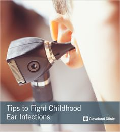 Learn how to fight those common #childhood ear infections. #cold #flu #earinfections