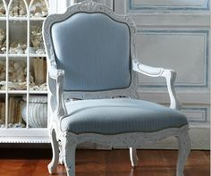 Belclaire House: Blue and White