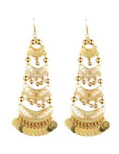 Dangling earrings from Charlotte Russe