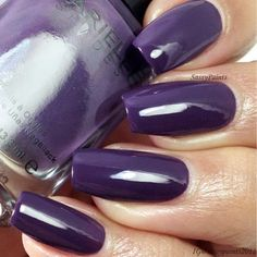 Sassy Paints: Barielle Soho At Night from the Me Couture Collection.