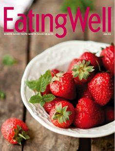 EatingWell Magazine: 1-yr for 5.00!!  #healthy #recipes