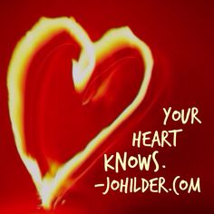 Your heart knows.  Like Jo Hilder Writer on Facebook and jo_hilder_writer on Instagram for more spiritual sunshine, and visit johilder.com to find out more about programs, groups and courses for the brave and beautiful.