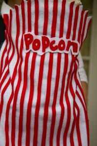 Simple Creative DIY Kids Costume Project | Popcorn Baby