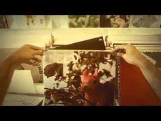 Doughnut de Parenthetical Girls. Buen video basado en portadas de discos. Homenaje a Subterranean Homesick Blues?
