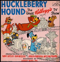 Huckleberry Hound - The Great Kellogg's TV Show (1959)