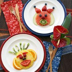 Fun Fruit Snacks from Disney Junior