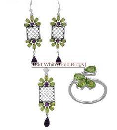 jeweled chicken wire