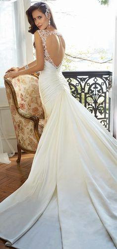Sophia Tolli 2015 Bridal Collection