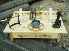 Wiccan Alter