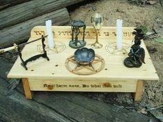 Wiccan Alter ritual altar, pagan ritual, spiritu, wonder witchi, wiccan thing, wiccan alter, magick, altars, wiccan altar